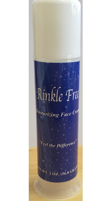 Rinkle Free Moisturizing Cream 2oz Tube, UPC-859453199607
