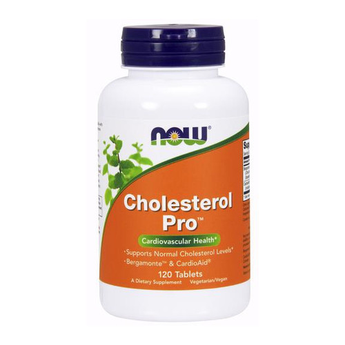 Now Foods Cholesterol Pro - 120 Tablets #3510