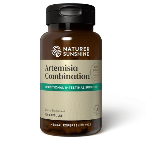 Nature's Sunshine Artemisia Combination 100 Capsules