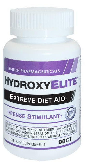 Hi Tech Pharmaceutical HydroxyElite  90 Capsules, UPC-811836020069