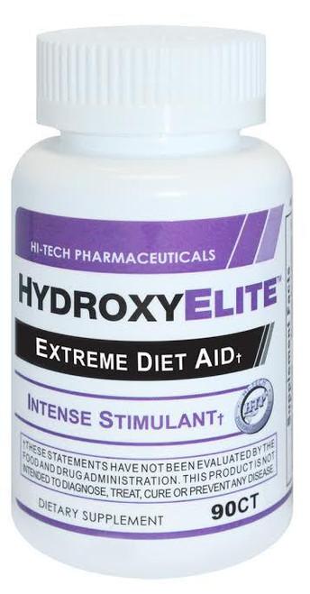 Hi Tech Pharmaceutical HydroxyElite  90 Capsules, UPC-811836020069