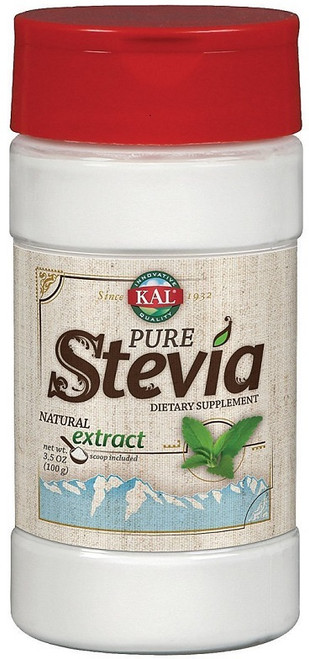 Kal Pure Stevia Extract Powder 3.5oz