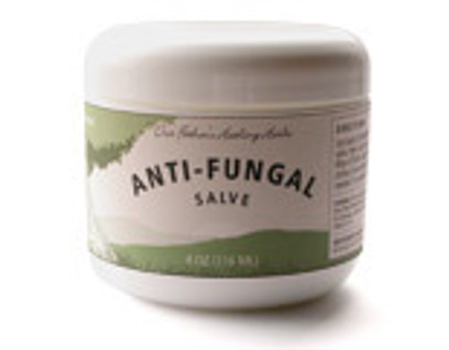 Our Father's Healing Herbs Anti Fungal Salve 2oz