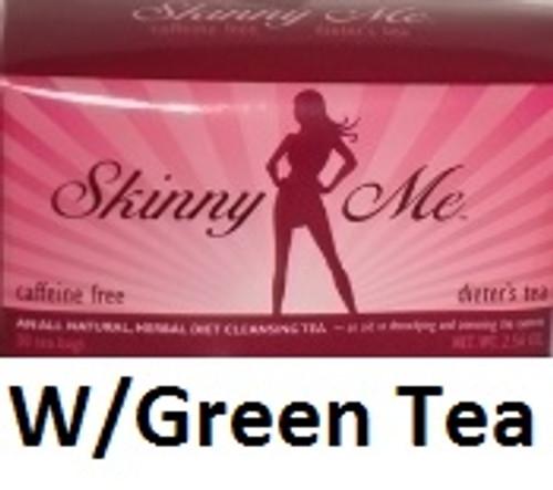 Chiro Klenz Skinny Me Colon Cleanse Tea W/ Green Tea