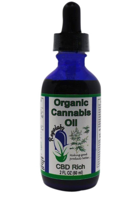 regal labs cbd oil, organic extra virgin cannabis Oil 2oz, helps with pain, anxiety, depression, dogs, weight loss, arthritis, cancer, and vaping.