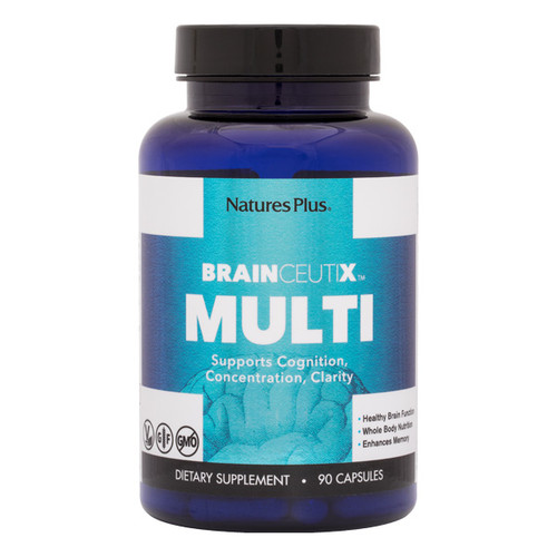 Nature's Plus BrainCeutix Multi 90 Capsules