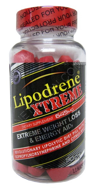 Hi Tech Lipodrene Xtreme 90 Tablets
