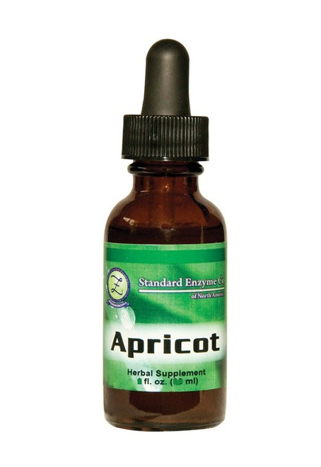 Standard Enzyme Apricot 1oz, Supports: Provides support for the respiratory and digestive systems.