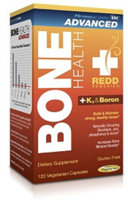 Membrell, Redd Remedies BONEhealth Plus D3 & K2 120 Capsules