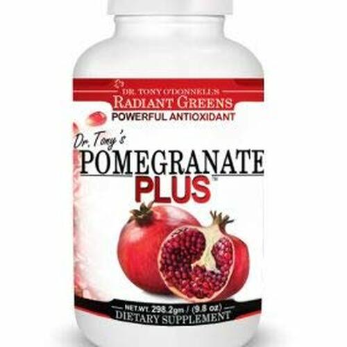 Dr. Tony's Pomegranate Plus 9.8oz