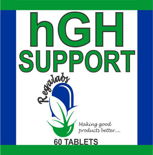 Regalabs hGH Support 60 Capsules