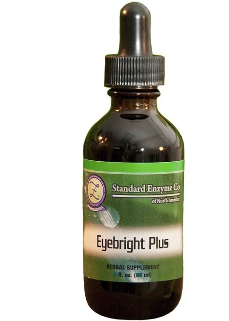 Standard Enzyme Eyebright Plus 4oz