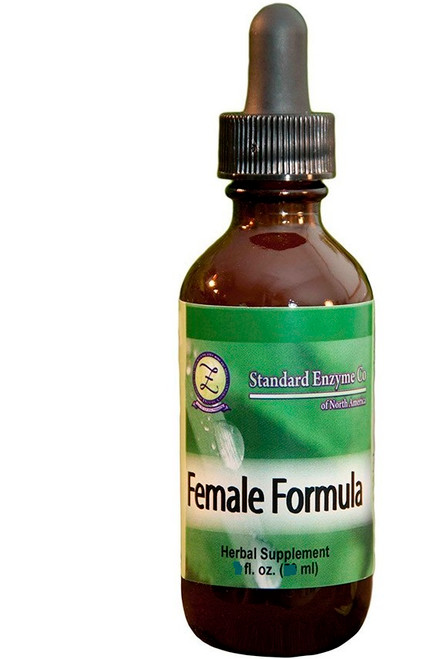 Standard Enzyme Female Formula 4oz
