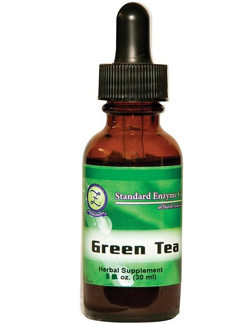 Standard Enzyme Green Tea 2oz