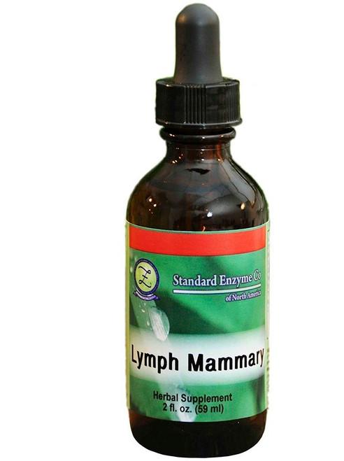 Standard Enzyme Lymph Mammary 2oz
