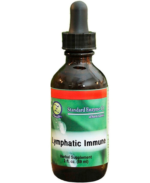 Standard Enzyme Lymphatic Immune 2oz