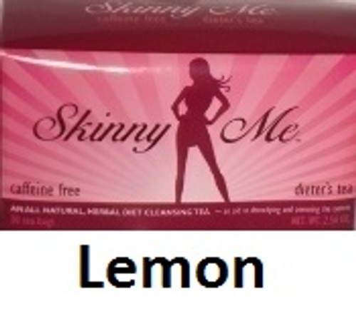 The Skinny Me Lemon 30 Bags Colon Cleanse Tea Has The Same Ingredients