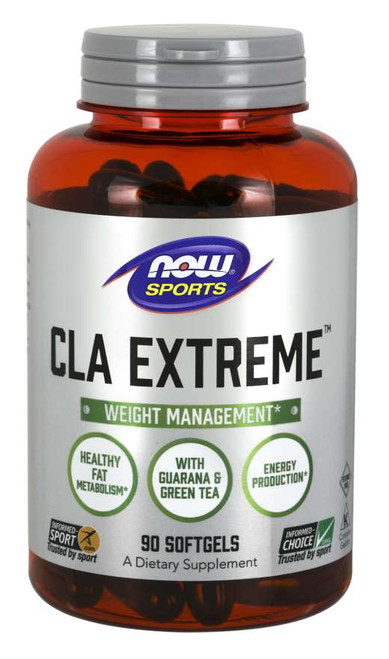 Now Foods CLA Extreme 90 Softgels #1731
