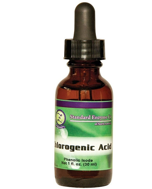 Standard Enzyme Chlorogenic Acid 1oz Liquid