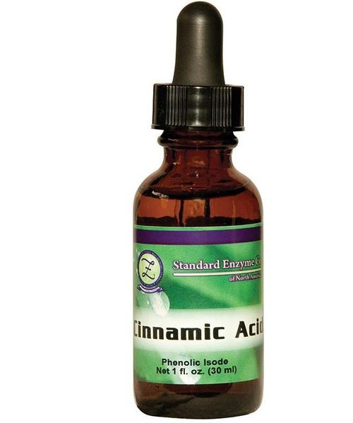 Standard Enzyme Cinnamic Acid 1oz Liquid