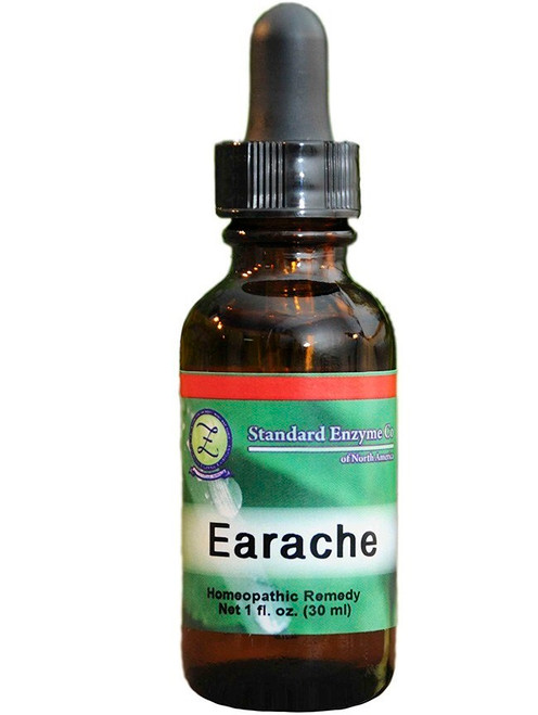 Standard Enzyme Earache 1oz Liquid