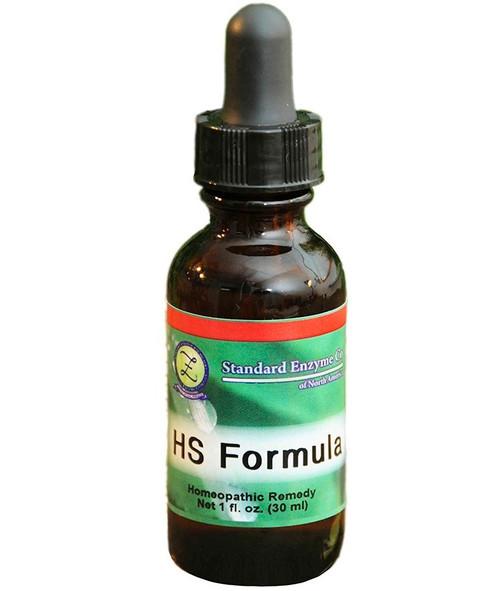 Standard Enzyme HS Formula 1oz Liquid