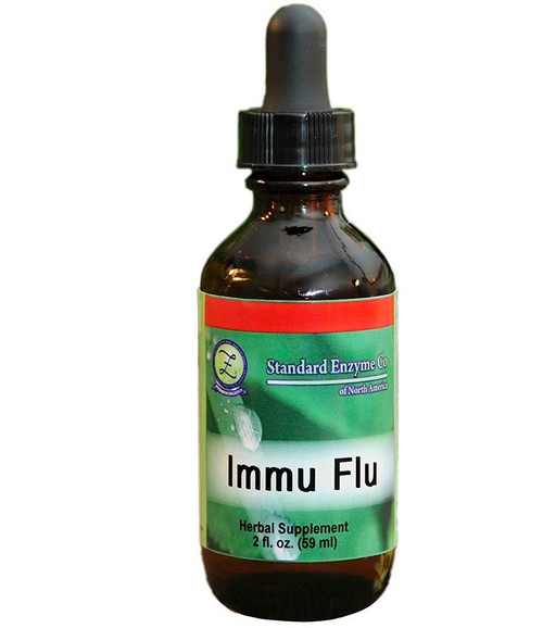 Standard Enzyme Immu Flu 1oz Liquid