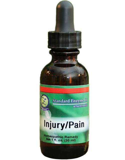 Standard Enzyme Injury/Pain 1oz Liquid