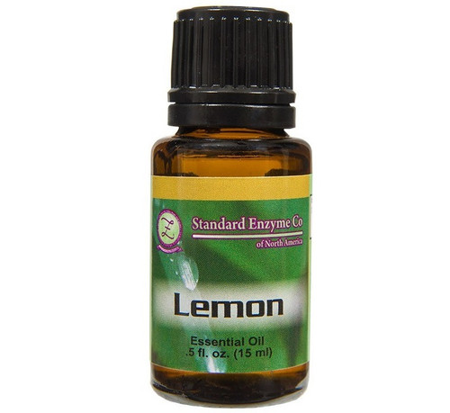 Standard Enzyme Lemon 0.5oz Liquid
