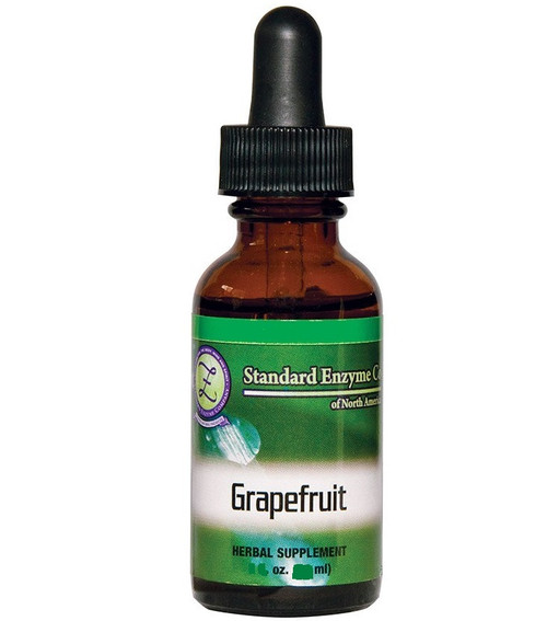 Standard Enzyme Grapefruit 2oz Liquid