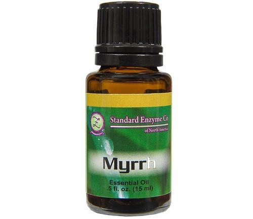 Standard Enzyme Myrrh 0.5oz Liquid