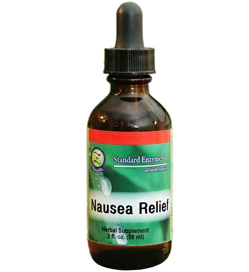 Standard Enzyme Nausea Relief 2oz Liquid