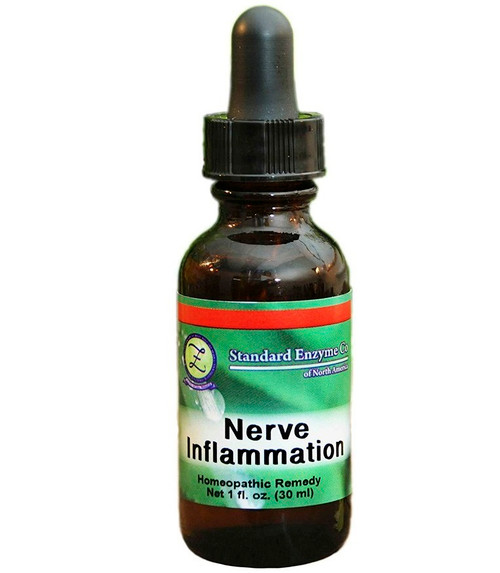 Standard Enzyme Nerve Inflammation 1oz Liquid