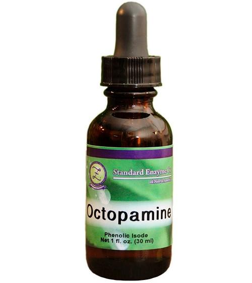 Standard Enzyme Octopamine 1oz Liquid