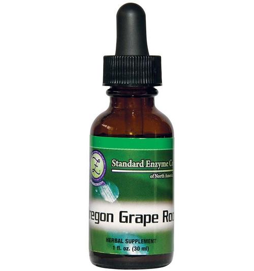 Standard Enzyme Oregon Grape Root 1oz Liquid