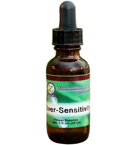 Standard Enzyme Over-Sensitivity 1oz Liquid