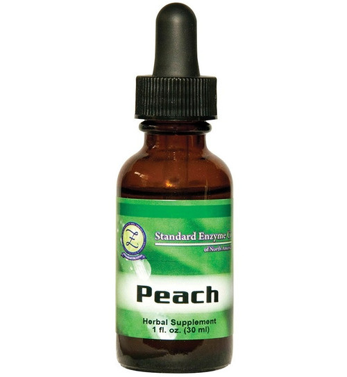 Standard Enzyme Peach 1oz Liquid