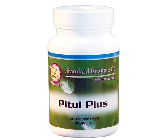 Standard Enzyme Pitui Plus 90 Caps