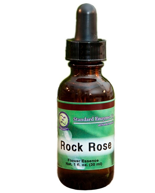 Standard Enzyme Rock Rose 1oz Liquid