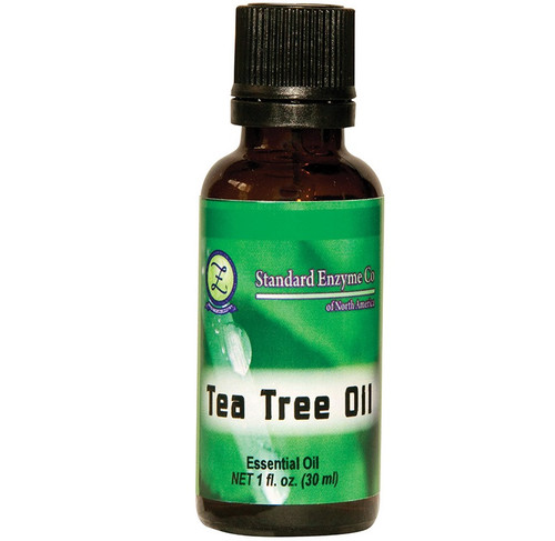Standard Enzyme Tea Tree Oil 1oz Liquid