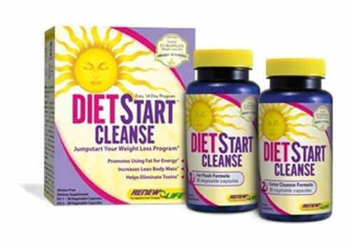 Renew Life DIET Start Cleanse Kit #15589