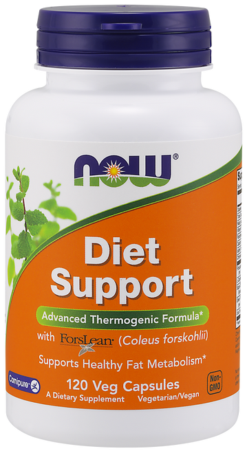 Now Foods Diet Support 120 Vcaps #3307