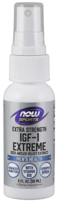 Now Foods IGF-1 Extreme, Extra Strength Spray 2oz