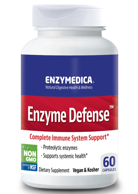 Enzymedica Defense 60 Capsules