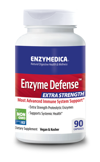 Enzymedica Defense Extra Strength 90 Capsules