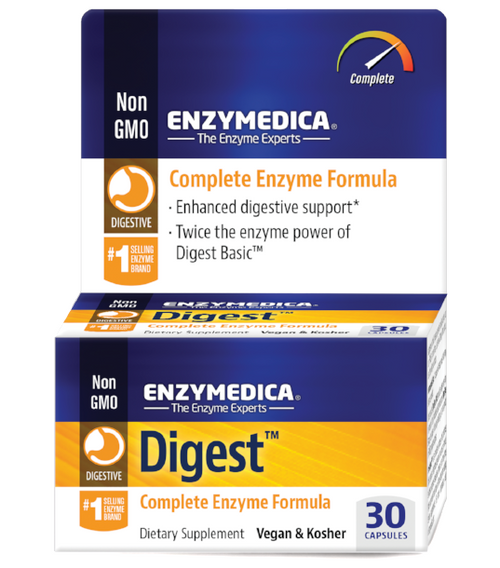 Enzymedica Digest 30 Capsules