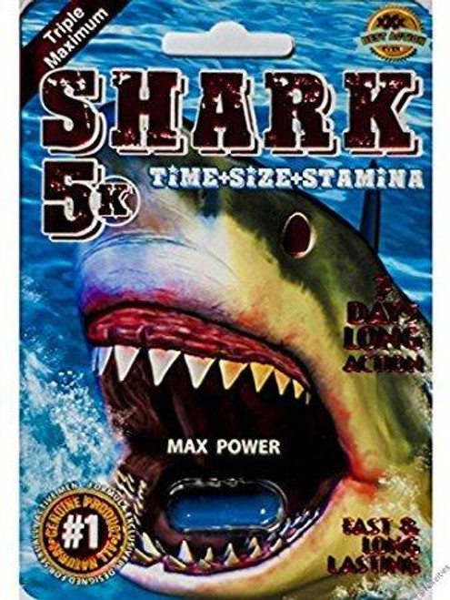 Shark 5K Male Sexual Enhancement Pills