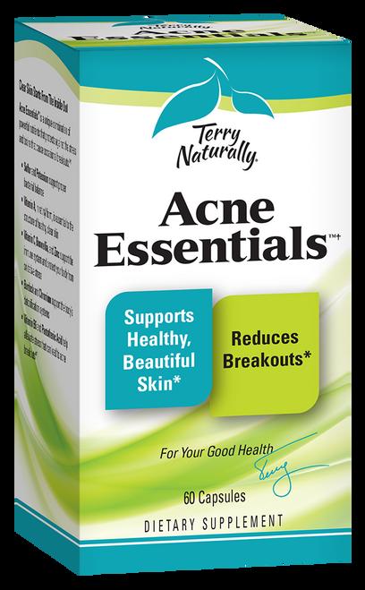 Terry Naturally Acne Essentials 60 Capsules