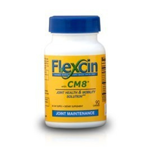 Flexcin With CM8 90 Capsules