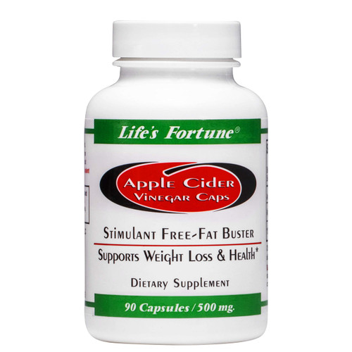 Life's Fortune Apple Cider Vinegar 90 Capsules